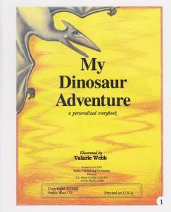 恐竜の国での冒険