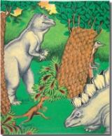 クリエイト オリジナル絵本の森 恐竜の国でも冒険